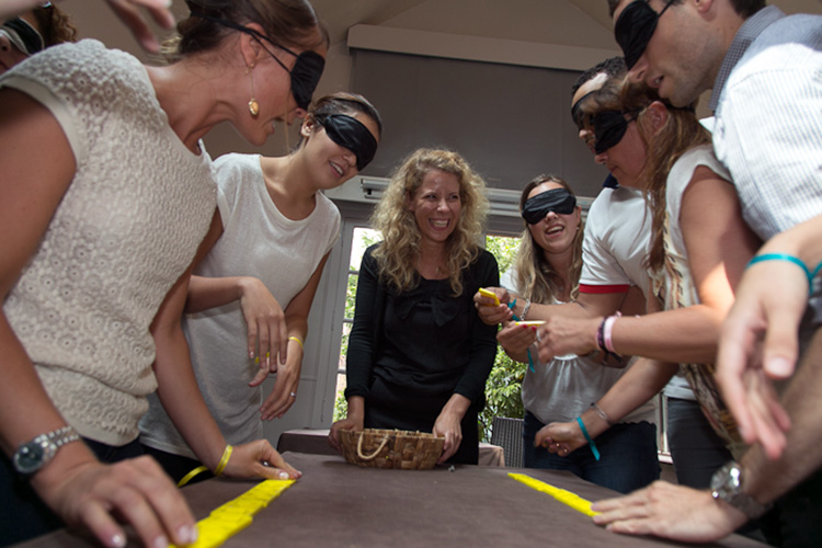 Team Building du Challenge des 5 sens